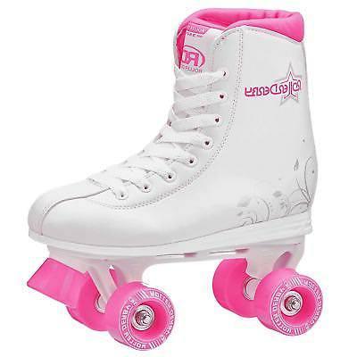 Roller Derby U324G-01 Girls Roller Star 350 Quad Skate, Size