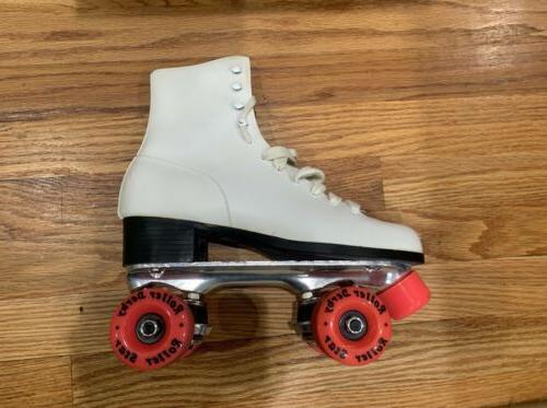 Vintage Star Skates Womens 8 Roller Skates NEW