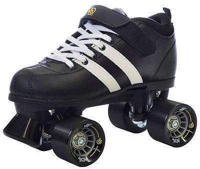 Riedell Volt Quad Roller Derby Speed Skates Size  2 3 4 5 6