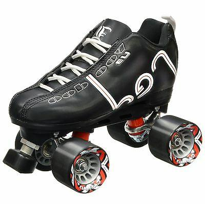 voodoo u3 quad roller speed skate customized