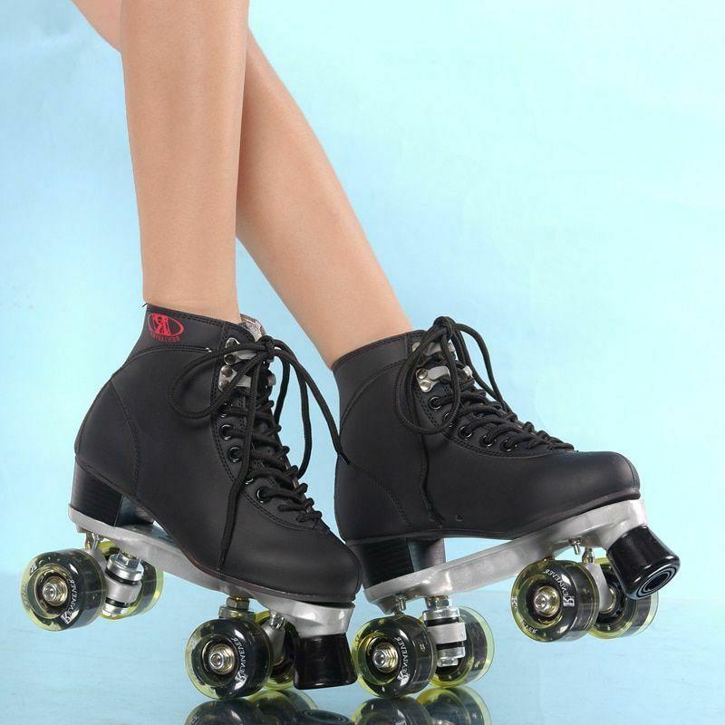 Womens Rink LED Quad Skating