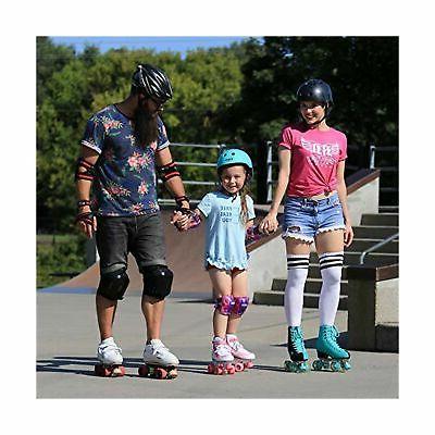 Roller Derby Youth Girls Firestar Skate White/Pink