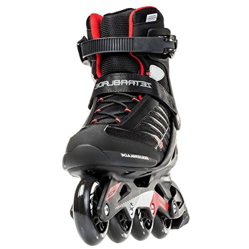 Rollerblade Zetrablade Adult Fitness Skate, Black Inline