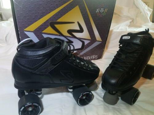 Crazy Roller Skates Performance Speed New