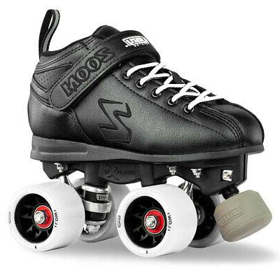 zoom speed skate quad roller skates