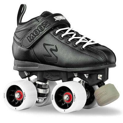 zoom speed skate quad roller skates
