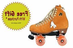 Moxi Roller Skates - Lolly Clementine Orange  outdoor skates