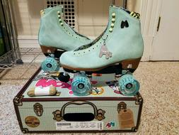 Moxi Lolly Floss Roller Skates Size 10  Riedell READY TO SHI