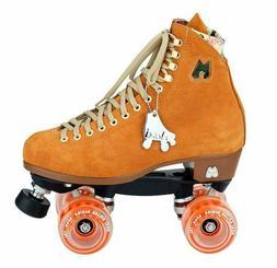 Moxi Lolly Indoor Outdoor Quad Roller Skates Clementine Oran