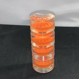 Moxi Lolly Indoor Outdoor Roller Skates Wheels Orange 65mm