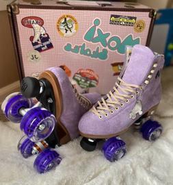 Moxi Lolly Lilac Size 6 Roller skates 2021 Model