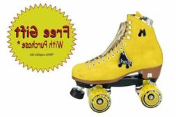 Moxi Roller Skates - Lolly Pineapple Yellow  outdoor skates