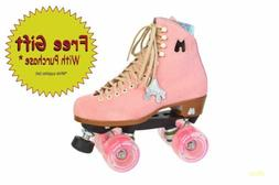 Moxi Roller Skates - Lolly Pink Strawberry outdoor roller sk