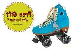 Moxi Roller Skates - Lolly Pool Blue outdoor skates
