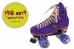 Moxi Roller Skates - Lolly Purple Taffy outdoor skates