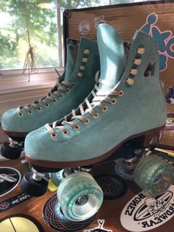 Moxi Lolly Roller Skates Floss  - Size 5!