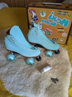 Moxi Lolly Roller Skates Size 9 M - Floss - ships in 1 day