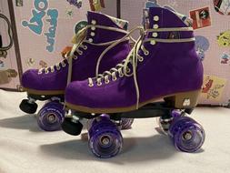 Moxi Lolly Roller Skates Taffy Size 8