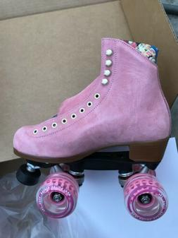 lolly roller skates strawberry pink size 5