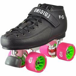 luigino q4 falcon savant speed roller skates
