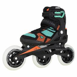 Rollerblade Macroblade 110 3Wd Black/Emerald Womens Inline S