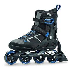 Rollerblade Macroblade 80 Abt Black Blue Mens Inline Skates