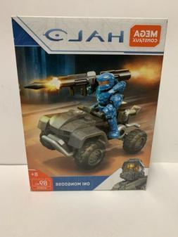 Mega Construx Halo SEALED SET GCM45 Oni Mongoose w/ Spartan