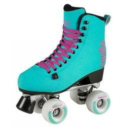 Chaya Melrose Deluxe Turquoise Indoor/Outdoor Quad Roller Sk