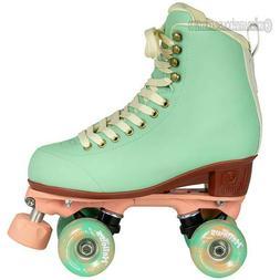 Chaya Melrose Elite Sherbert Lime Quad Roller Skates Womens