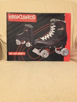 Roller Derby Men's Roller Star 600 Quad Skates Black/Red Men