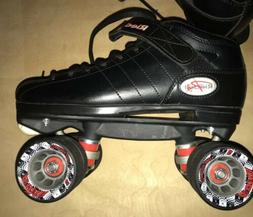 Men's Riedell Cayman Quad Speed Skates Roller Derby Skates