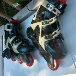 Men's Size 12 Bladerunner Inline Skates Roller Blades comp