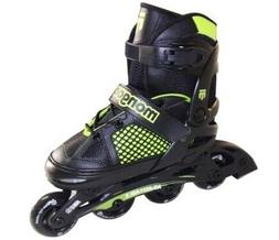 Mongoose MG-088B-S Boys' Size Small Comfortable Inline Rolle