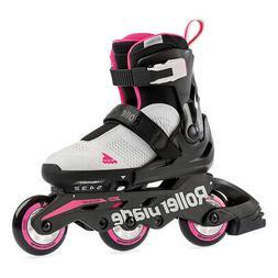 Rollerblade Microblade 3WD Inline Roller Skates for Kids, Gr