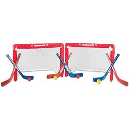 Franklin Sports Mini Hockey Goals - Set of 2
