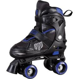 Mongoose Boys' Quad Skate, Small