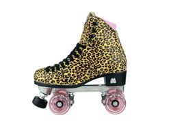 Moxi - beach bunny - Jungle print  - outdoor roller skates