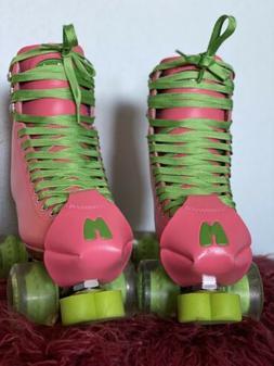 moxi beach bunny roller skates size 6