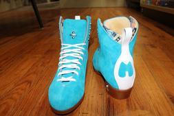 Moxi Jack roller skate boots Pool Blue Skate Ratz is a trust