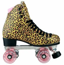 Moxi - Jungle Leopard  - outdoor roller skates