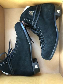 Moxi Lolly Black Size 10 Boot Only! New in Box, Free Shippin