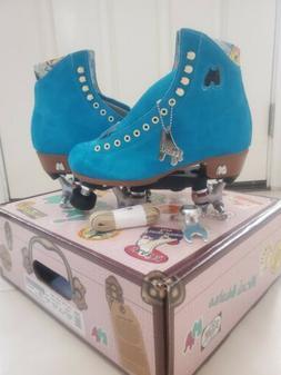 MOXI Lolly Pool Blue Size 7