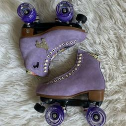Moxi Lolly Roller Skates Lilac Size 6!