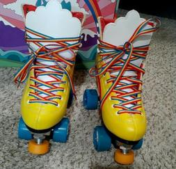Moxi Rainbow Riders roller skates size 7 women