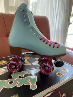 Moxi Roller Skates,  Beach Bunny Blu Sky Size 5