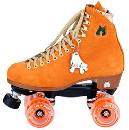 Moxi Roller Skates - Clementine Orange Lolly outdoor Roller