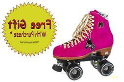 Moxi Roller Skates - Fuchsia  Lolly outdoor Roller skates