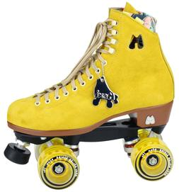 Moxi Roller Skates - Pineapple Yellow Lolly outdoor Roller s