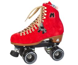 Moxi Roller Skates - Poppy Red Lolly outdoor Roller skates