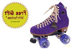 Moxi Roller Skates - Taffy Purple Lolly outdoor Roller skate